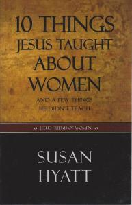 Portada Libro 10 Cosas que Jesus Enseñó Sobre las Mujeres