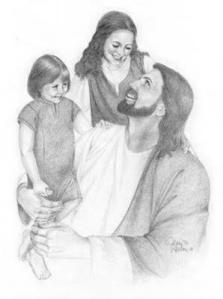 Jesús ama a sus hijas